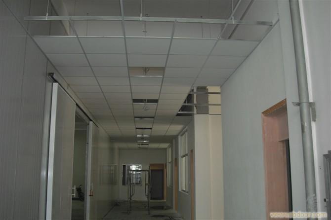 三明市集成吊顶安装一硅酸钙板烤漆龙骨安装