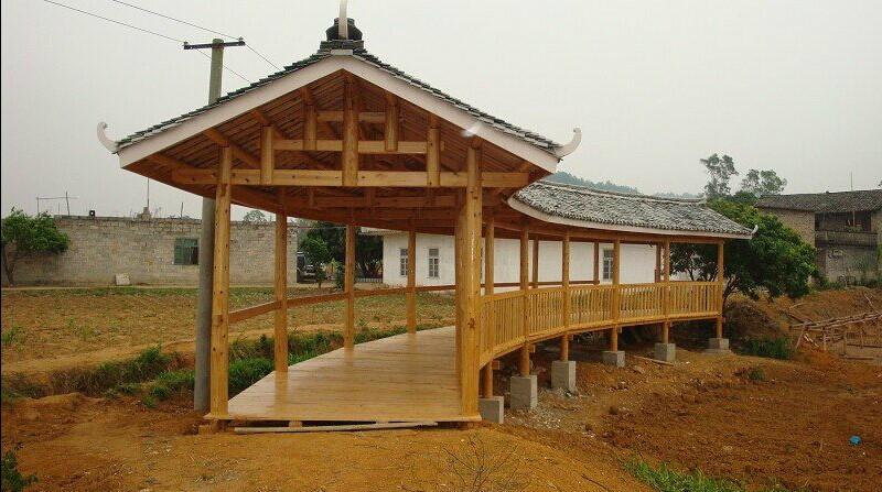 广西防腐木花架,    广西木凉亭,    南宁木屋,    广西木结构