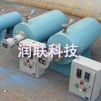 氮气电加热器850850W流体管道加热器与维修中的应用招商