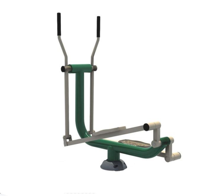 户外体育健身路径厂家直销、椭圆漫步机、漫步机健身器材可定做