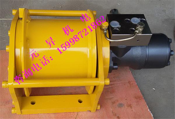 0吨塔吊用液压卷扬机/小型液压卷扬机/液压