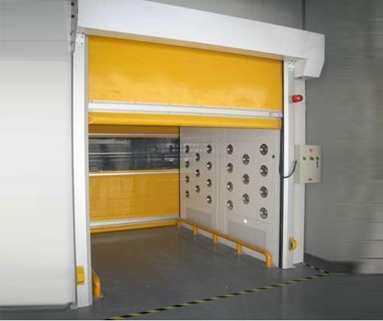 淄博高速卷帘门订制 高速卷帘门生产厂家
