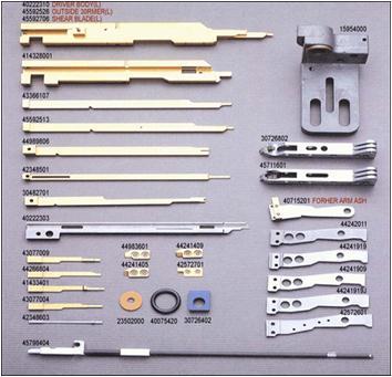 UNIVERSAL(环球)插件机配件生产厂家