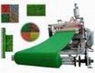 塑料草坪地垫生产线设备机器机械挤出机组