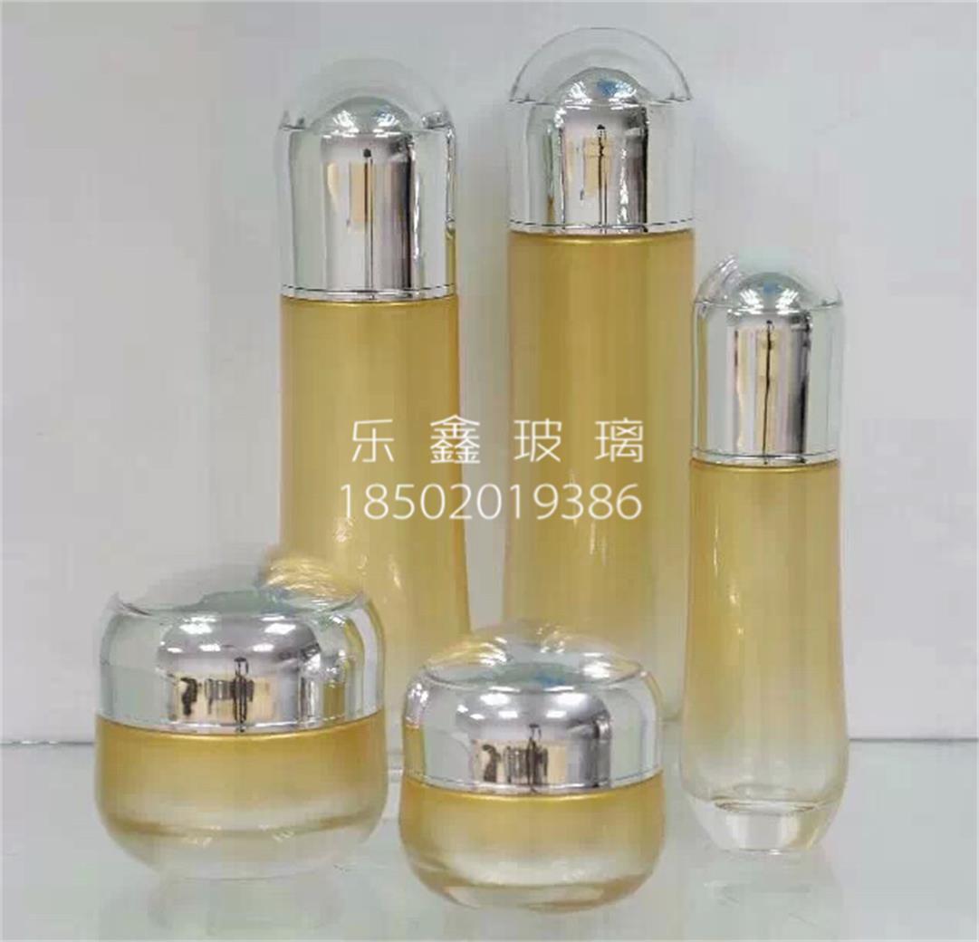 化妆品瓶子定做  化妆品瓶子包装厂  装化妆品的瓶子