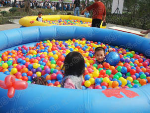 百万海洋球池租赁出租海洋球池
