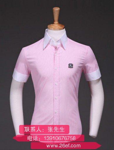 邵阳定做的男士白衬衫搭配领带怎样好