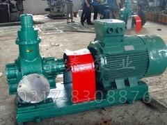 沧州品牌好的高温齿轮泵批售 高温齿轮泵代理加盟