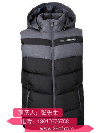 临沧定购女装羽绒棉马甲哪个厂家质量好