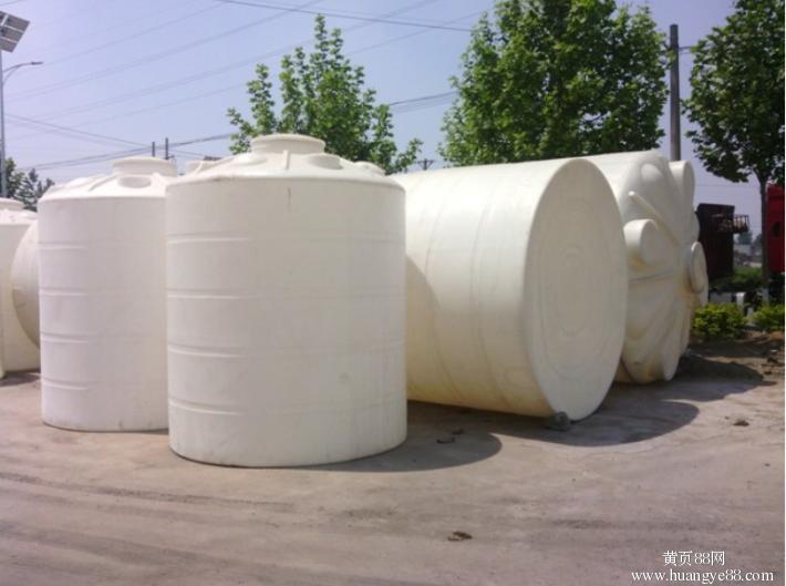 20吨塑料桶20立方耐腐蚀储罐20T食品级塑料水塔
