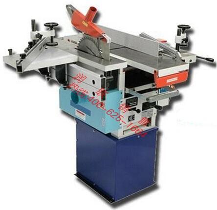 5kw家用diy微型木工平刨电刨床ah80mb120多功能木工台锯小型木工平刨