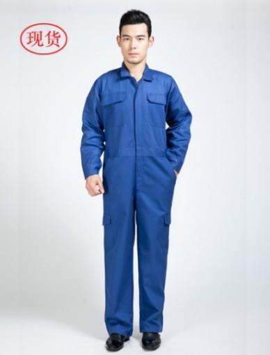沈阳市汽修厂连体工作服定做、供应淘宝连体服货源厂家