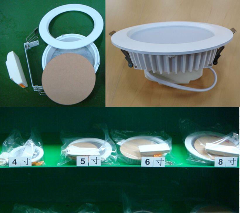 深圳压铸铝筒灯外壳  压铸LED筒灯配件青青青免费视频在线