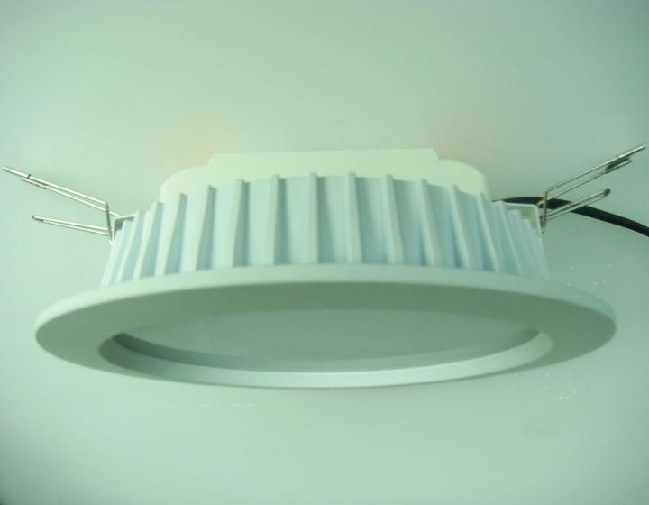 深圳压铸LED筒灯外壳超薄5寸LED筒灯外壳批发