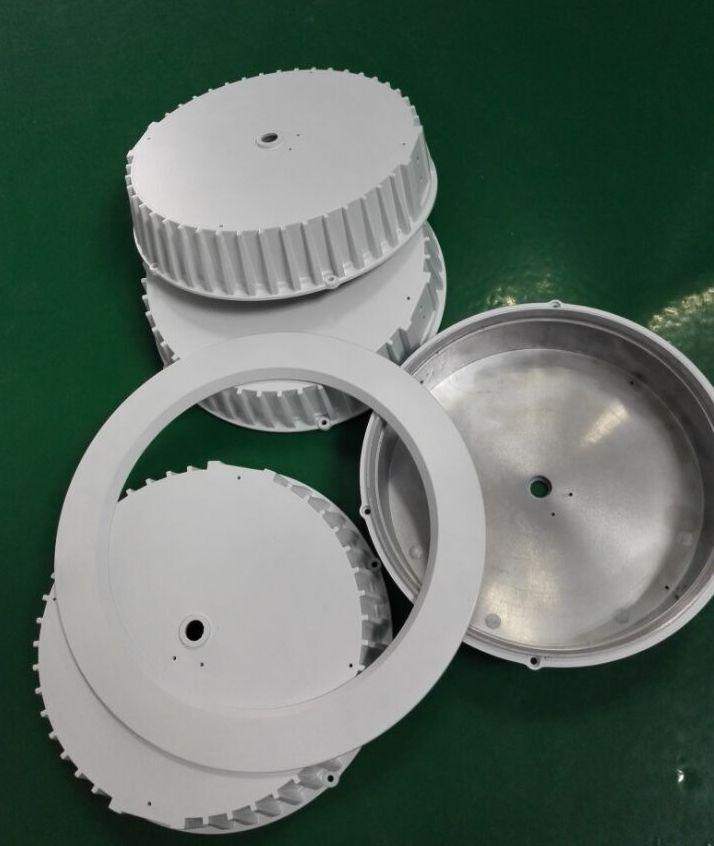 压铸LED筒灯外壳6寸开孔170MM批发
