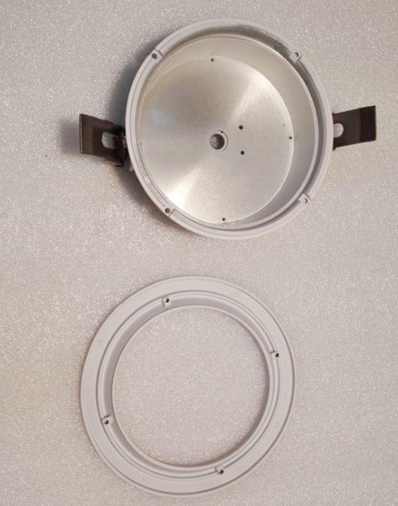 防水IP65 新款防水筒灯外壳