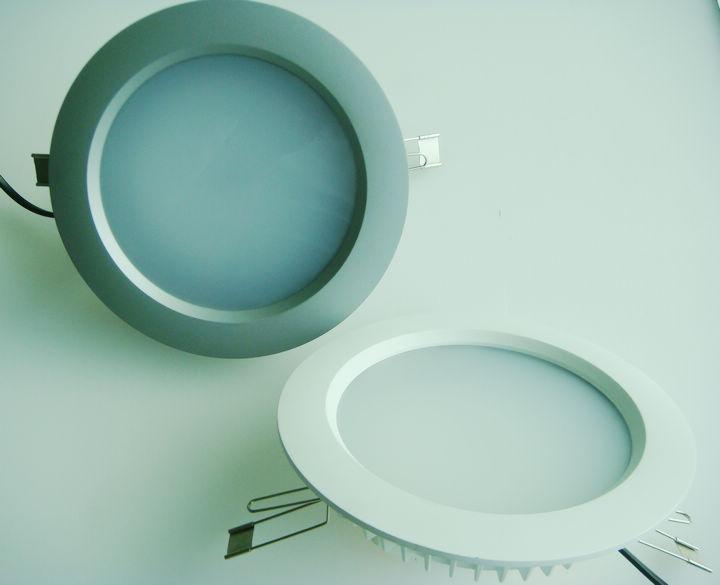 浴室防水暖温2.5寸筒灯/筒灯外壳/配件套件批发