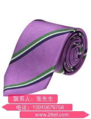 绵阳怎样订做桑蚕丝领带质量好