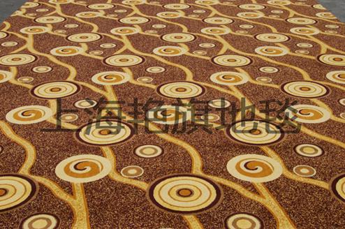 高质量印花地毯