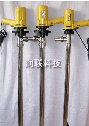 bdl-125柴油水泵抽水机油桶电泵优势说明招商
