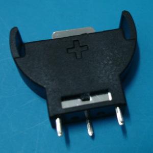 CR2032-5电池座 三角插件电池座