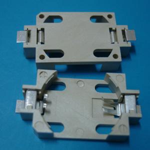 医疗仪器专用贴片式电池座CR2032-6