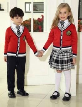 广东秋季幼儿园服定做款式、定制幼儿园服布料