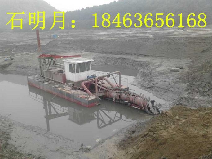 求购山西大型河道清淤船