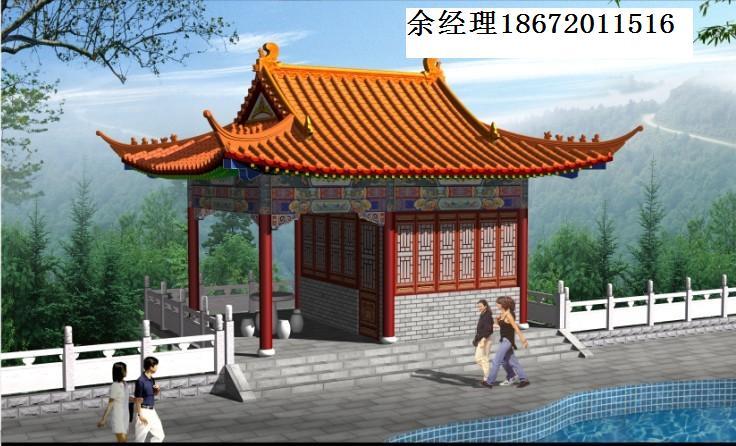农村小型寺庙设计图纸