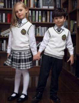 河南幼儿园服装设计图、园服班服订做款式图片