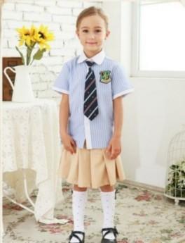 拉萨市国际幼儿园服装定做、双语幼儿园园服款式