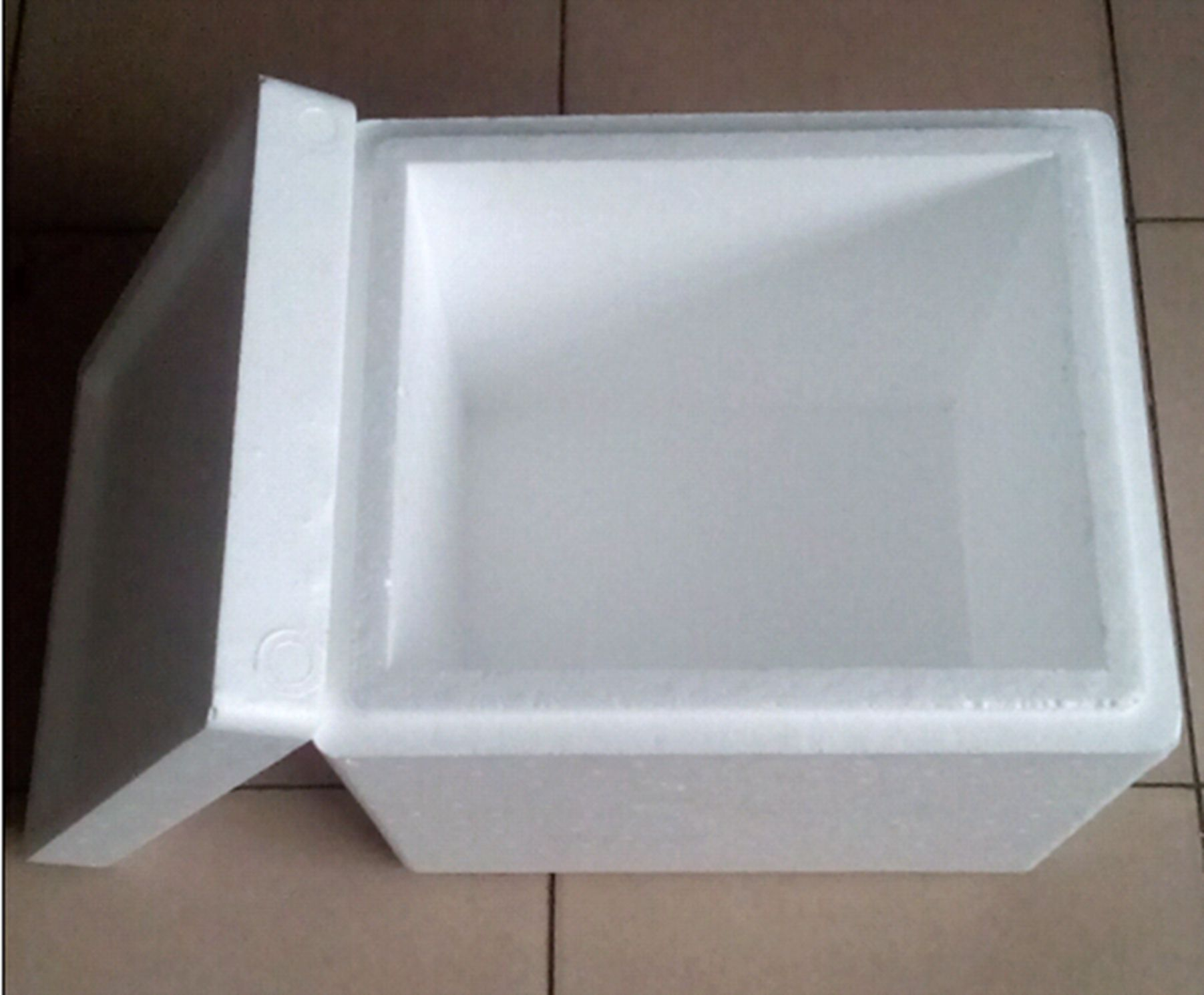 加厚保温泡沫箱 疫苗医药箱   400X335X380