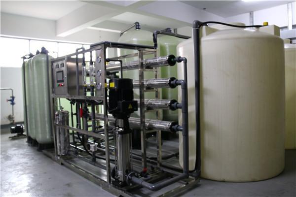 南京化工厂纯化水设备/化工厂用纯净水设备/超纯水设备