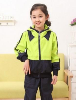 郑州市幼儿园服款式特卖、加厚儿童园服批发货源
