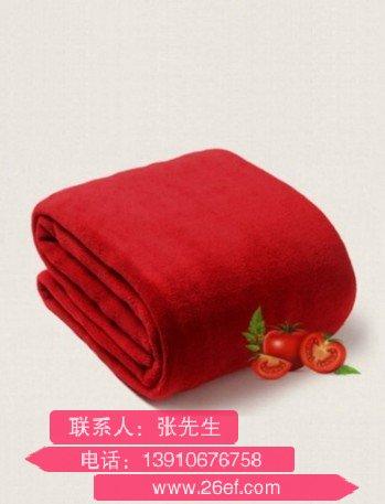 重庆哪有棉线毛巾被批发