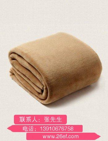 重庆加工印花羊毛毛巾被哪个公司好