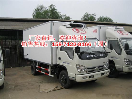 厢式鲜奶运输车怎么运输15871228166