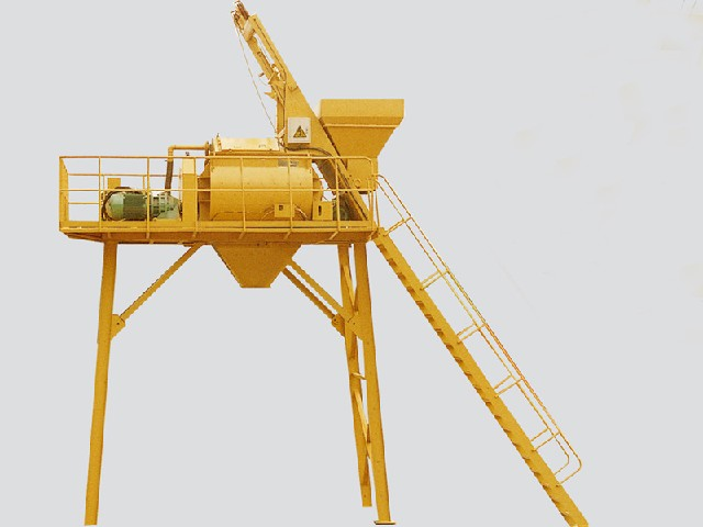 海天建友建设机械提供好的搅拌机重庆搅拌主机