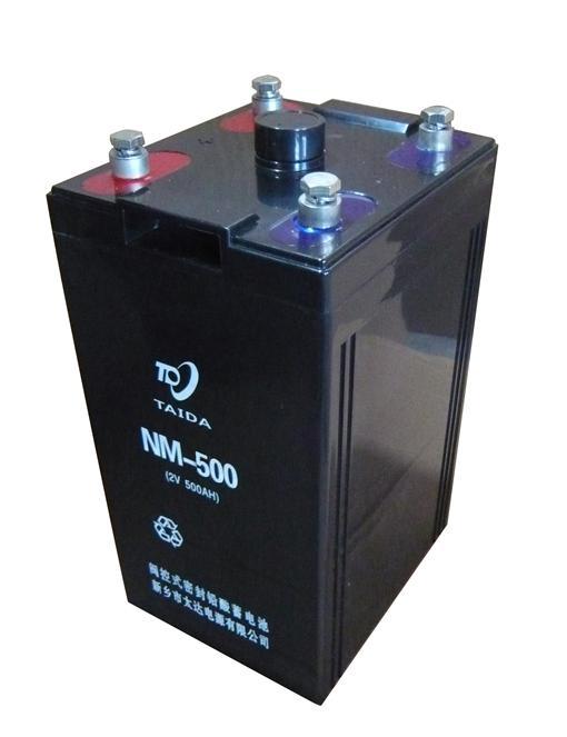 NM-500 NM-500生�a�S家 �热�C�用蓄�池 �y控式密封�U酸蓄�池