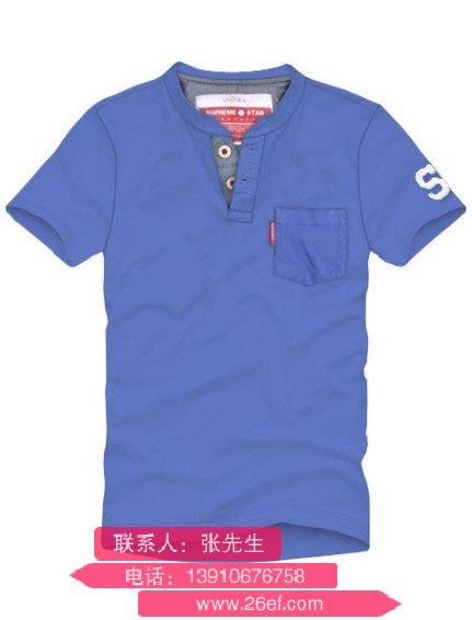 上海市哪儿的t恤衫颜色多