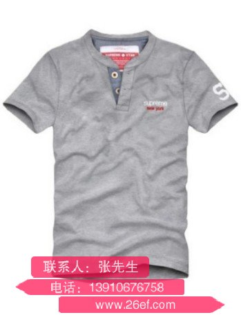 上海定做男女款情侣t恤衫那个公司好