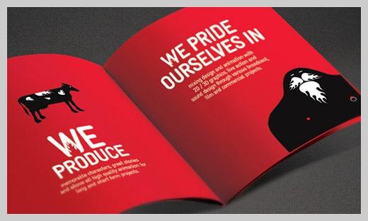 高新区画册设计高新区画册印刷价格