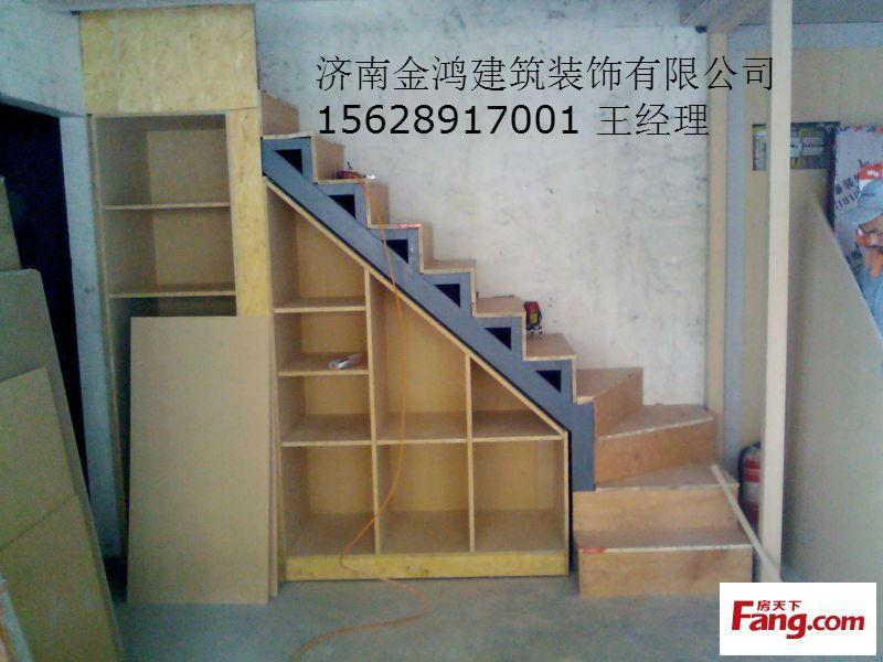 济南钢结构隔层_钢结构