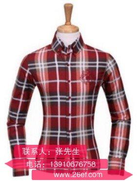 上海定做涤棉男士衬衫厂家那个好