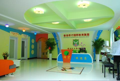 幼儿园室内装修设计分析