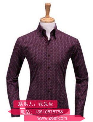 青海哪有订制男士羊毛衬衫的厂家