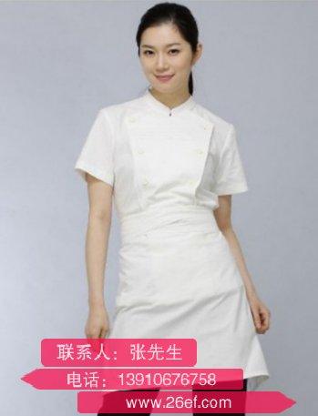 上海那个公司可以定做个性厨师服