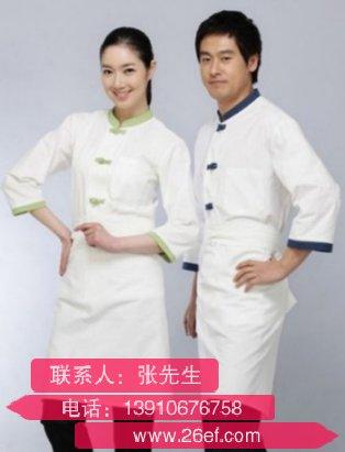 上海哪有特大厨师服定制厂家