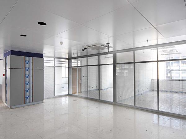 武汉办公玻璃隔断厂家