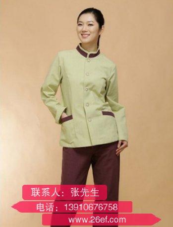 上海哪有保洁服套装批发